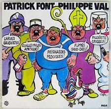 Cabu 33 tours Font et Val 1978