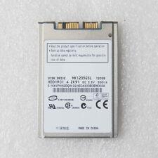 NEW 1.8'' MK1235GSL Micro Sata HARD DRIVE 120GB For DELL Dell Latitude XT2 D4200