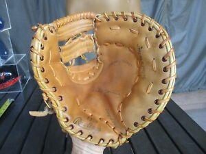 Vtg 1970s Rawlings FJ20 Willie Montanez 1st Base Mitt, Baseball Glove