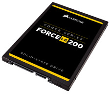 "Corsair SSD 120GB Force LE200 TLC 2.5"" SATA3 CSSD-F120GBLE200C Solid State Drive"
