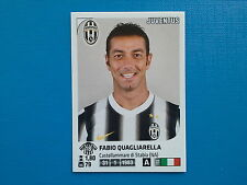 Figurine Calciatori Panini 2011-12 2012 n.238 Fabio Quagliarella Juventus