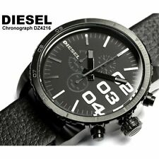 Mens Diesel XL Franchise Chronograph Watch DZ4216