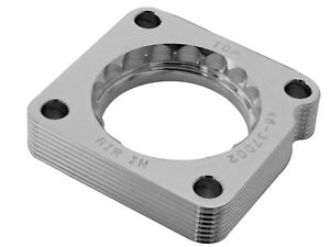 AFE Silver Bullet Throttle Body Spacer For Honda and Acura Vehicles 46-37002