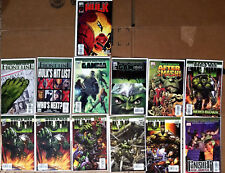 New listing Grab Bag of 13 Modern Age Hulk (World War + Others) see list All Nm condition!
