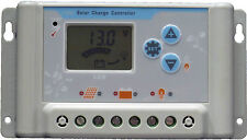 30A 12V/24V Lcd Solar Charge Controller Regulator régulateur solaire