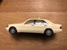 Mercedes Benz 600 SEL Taxi 1/87 Modellauto H0