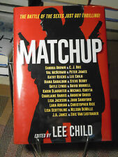 Lee Child, Matchup, 1st Edition, 1st Printing, Like New
