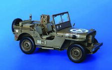 Plus Model 241 - 1:35 Resin Bausatz See Bee Jeep