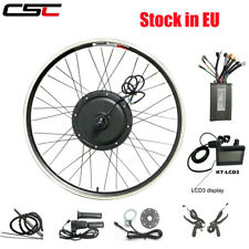 Tax Paid Ebike Conversion Kit Electric Bike Rear Motor 26 29 36V 500W 48V 1500W