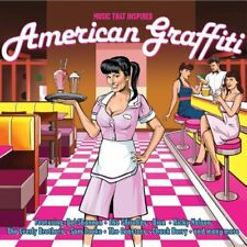 American Graffiti - Music That Inspired - 75 Various 3CD NEW/SEALED
