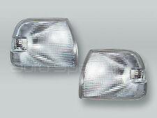 DEPO Smoke Corner Lights Parking Lamps PAIR fits 1999-2003 VW Eurovan