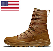 """NIKE SFB GEN 2 LT 8"""" MILITARY ARMY COYOTE LEATHER BOOTS 922471-900 [ALL SIZES]"""