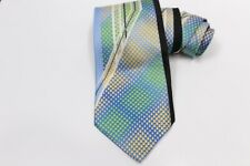 44)  STACY ADAMS  MEN'S TIE 100% SILK MADE IN CHINA