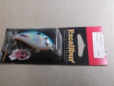 Hard to Find Excalibur Bill Dance Square Bill Fat Free Shad Fry,Blue Shad