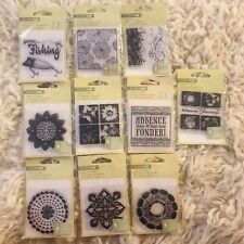 What Happens In .. Studio 112 Cling Stamps Set