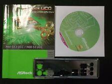 ASRock N68-S3 UCC Handbuch - Blende - Treiber CD   #29429
