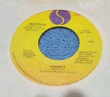 Madonna – Lucky Star / I Know It ~ (VG++)