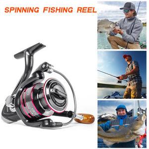 Spinning Fishing Line Reel Bait Feeder Right/Left Hand1000-6000 BK1000-7000 4000