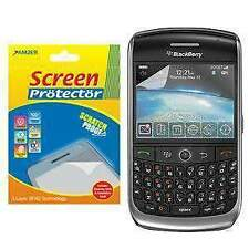 AMZER Super Clear Screen Guard - BlackBerry Curve 8900