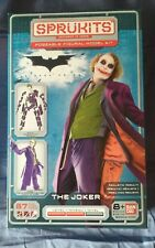 SPRUKITS THE JOKER, HEATH LEDGER ACTION FIGURE BATMAN THE DARK KNIGHT MODEL KIT