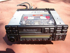 Mercedes All E and S Class1994-95 Becker BE1492, W124, W140 Used Aux. Input MP3.