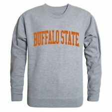 SUNY Buffalo State College Game Day Crewneck Pullover Sweatshirt Sweater