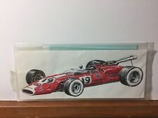 Decal for Lotus Ford 1966 Indy 500 Car 19 STP Jim Clark 1/24 scale