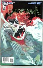 Batwoman #2-2011 vf DC New 52 JH Williams III Hydrology Cameron Chase