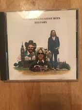 America's Greatest Hits History US CD BMG Music Club Issue