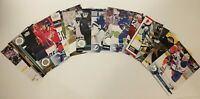 Lot of 10 Upper Deck NHL Hockey Cards (2015-2019) TEAM U-PICK