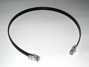 RJ50 RJ-50 Kabel  komplett mit zwei  Steckern   10 polig   Länge 0,3 - 5 Meter