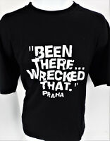 XL Prague Czech Me Out Black Tee T Shirt Memory Praha