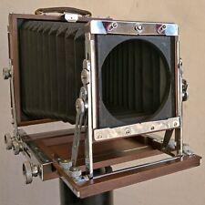 Ikeda AMBA Wood View 4x5 Camera