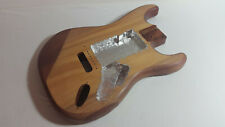 Stratocaster Guitar Body - Natural Finish
