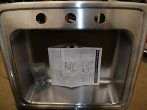 Elkay PSR22193 Celebrity Single Bowl Drop-in Stainless Steel Sink