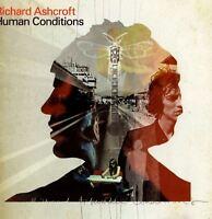 RICHARD ASHCROFT human conditions (CD album) brit pop, pop rock, the verve