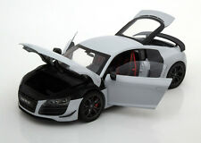 Kyosho 2010 Audi R8 GT Suzuka Grey in 1/18 Scale. New Release! In Stock!