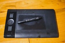 Wacom Intuos 4 PTK-440 Graphics Tablet with Faulty Pen