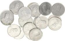 Schweiz Lot 25x 5 Franken Alphirt,verschiedene Jahrgänge und Erhaltungen