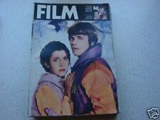 Carrie Fisher & Mark Hamill - Star Wars, Polish mag. Film 1983