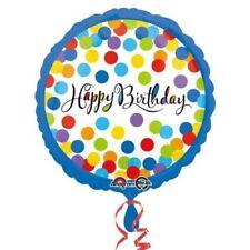 "500 X Happy Birthday Bash 18"" Foil Balloon"