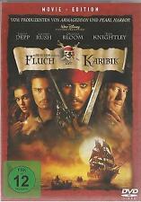 DVD - Fluch der Karibik - Movie Edition / #10172