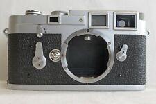 Leica M3 DS camera body serial # 912991