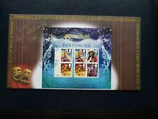 2008 CHRISTMAS M/S FDC SIGNED BY SU POLLARD LTD 260