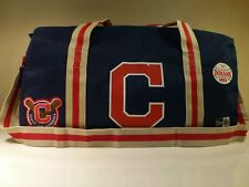 New Era Cleveland Indians Heritage Patch Small Duffel Bag MLB NWT