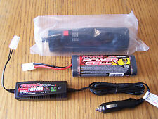 Traxxas Ez Start Battery Control Box Car Charger Ni-mh 1800 2.5 3.3 T-maxx Revo