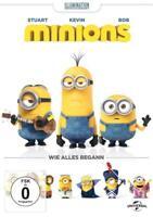 Minions (NEU/OVP)Die heimlichen Helden aus »Ich – Einfach unverbesserlich« mit i