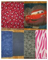 Kids Room Pillow Cases You Choose Design & Size Puppy, Cars