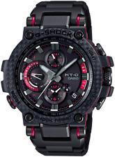 G-Shock MTGB1000XBD-1 MT-G Carbon Fiber Bezel Smartphone Enabled Solar Watch