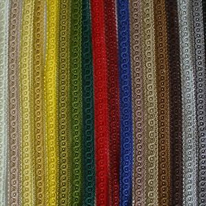 CHAIN SYTLE BRAID 13mm Width PER METRE Upholstery Furnishing Trim DISCOUNT 2+